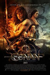Plakát k filmu: Barbar Conan