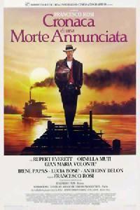 Plakát k filmu: Kronika ohlášené smrti