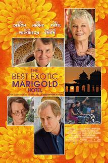 Plakát k filmu: Báječný hotel Marigold