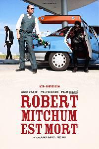 Plakát k filmu: Konec Roberta Mitchuma
