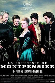 Plakát k filmu: Princezna z Montpensier