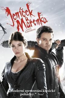 Plakát k filmu: Jeníček a Mařenka: Lovci čarodějnic 3D