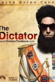 Plakát k filmu: Diktátor