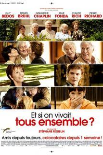 Plakát k filmu: Co kdybychom žili společně?