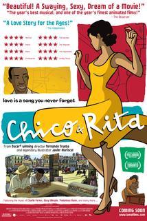 Plakát k filmu: Chico a Rita