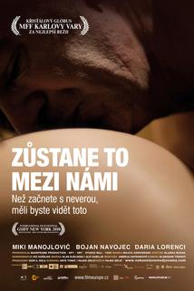 Plakát k filmu: Zůstane to mezi námi