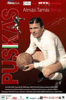 Plakát k filmu: Puskás Hungary