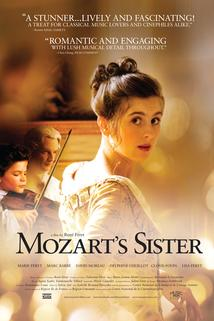 Plakát k filmu: Mozartova sestra