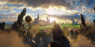 Mocný vládce Oz 3D