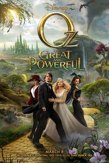 Plakát k filmu: Mocný vládce Oz 3D