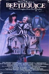 Plakát k filmu: Beetlejuice