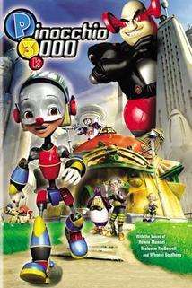 Plakát k filmu: Pinocchio 3000