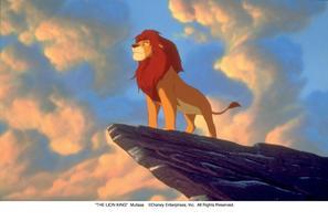 Lví král 3D