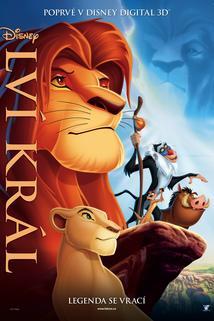 Plakát k filmu: Lví král 3D