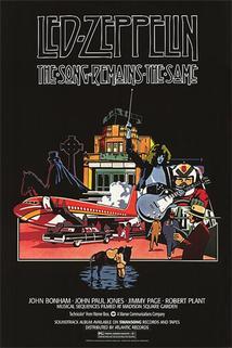 Plakát k filmu: Led Zeppelin – The Song Remains The Same