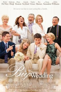 Plakát k filmu: Velká svatba