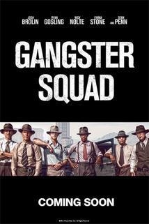 Plakát k filmu: Gangster Squad – Lovci mafie