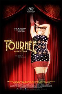 Plakát k filmu: Turné