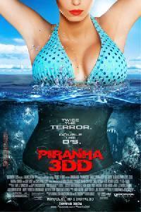 Piraňa 3DD - Piranha 3DD
