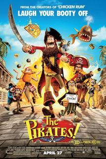 Plakát k filmu: Piráti