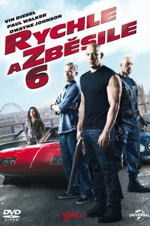 Rychle a zběsile 6  - Fast & Furious 6