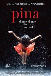 Plakát k filmu: Pina 3D