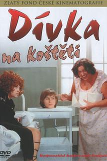 Plakát k filmu: Dívka na koštěti