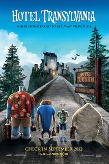 Plakát k filmu: Hotel Transylvánie