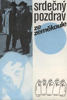 Plakát k filmu: Srdečný pozdrav ze zeměkoule