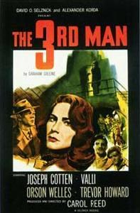 Plakát k filmu: Třetí muž