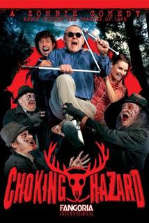 Plakát k filmu: Choking Hazard