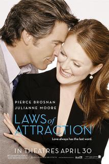 Plakát k filmu: Zákon přitažlivosti