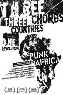 Plakát k filmu: Punk in Africa