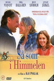 Plakát k filmu: Tak jako v nebi