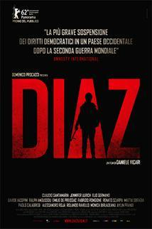 Plakát k filmu: Diaz: Neuklízej tu krev