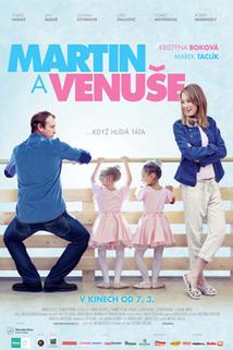 Plakát k filmu: Martin a Venuše