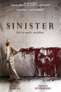 Plakát k filmu: Sinister