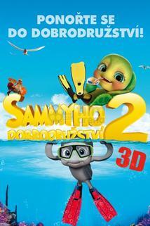 Plakát k filmu: Sammyho dobrodružství 2 3D