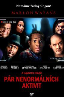 Plakát k filmu: Pár nenormálních aktivit