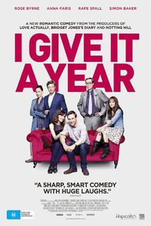 Plakát k filmu: Dávám tomu rok