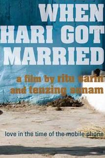 Plakát k filmu: Když se Hari ženil