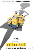 Plakát k traileru: Mimoňové