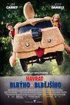 Plakát k premiéře: Návrat blbýho a blbějšího