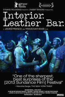 Plakát k filmu: Interiér. Leather Bar