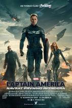 Plakát k traileru: Captain America: The Winter Soldier - Super Bowl trailer