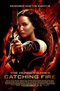 Hunger Games: Vražedná pomsta - Hunger Games: Catching Fire, The