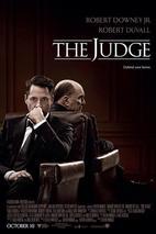 Plakát k premiéře: Soudce
