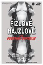 Plakát k traileru: Fízlové, hajzlové - anglicky