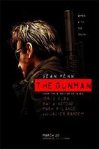 Plakát k premiéře: Gunman: Muž na odstřel