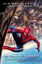 Plakát k premiéře: The Amazing Spider-Man 2